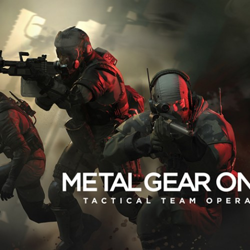 Konami and ESL Gaming to hold METAL GEAR ONLINE Global Championships