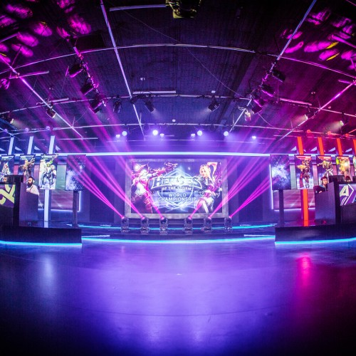 BlizzCon's eSports schedule for 2015