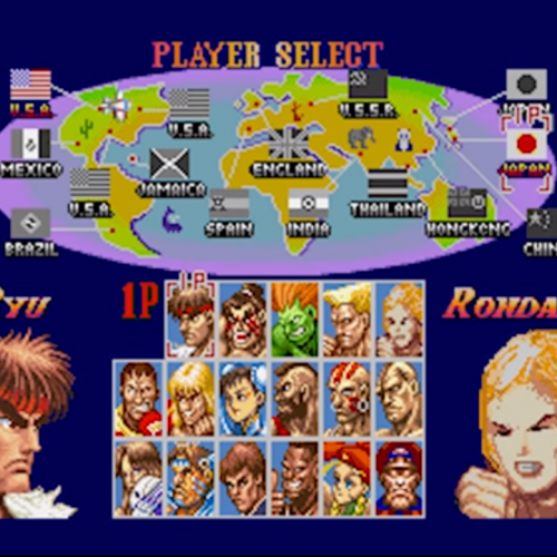 Ronda Rousey kicks ass in Street Fighter II as well