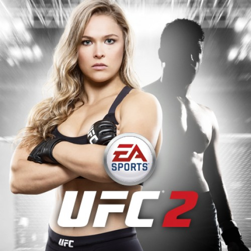Ronda Rousey to grace the cover of EA's UFC 2