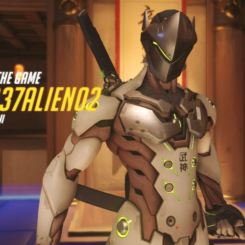 Overwatch Beta: Genji Review