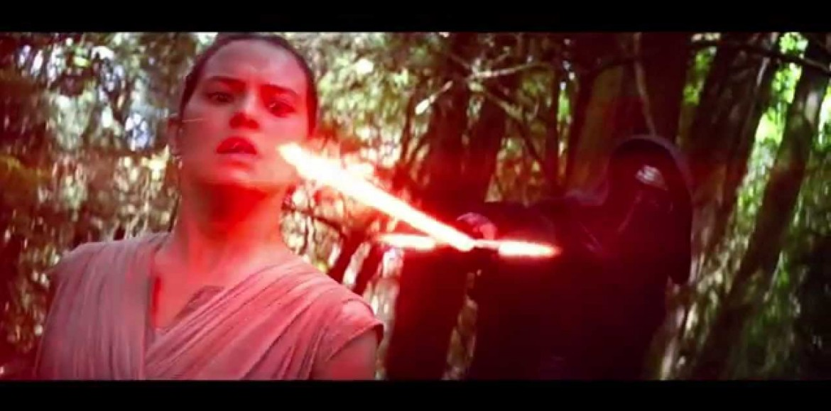 Here's a new Star Wars: The Force Awakens trailer (international)