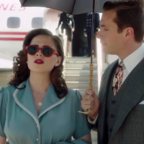 Agent Carter goes to Hollywood in new promo