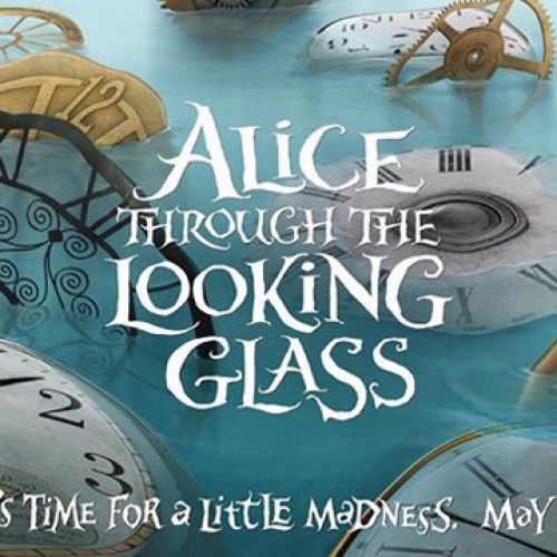 Alice Through the Looking Glass teaser trailer debut