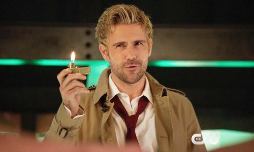 Constantine helped Arrow with ratings increase