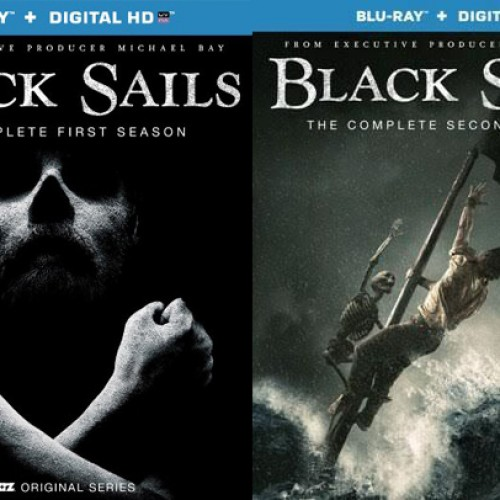Giveaway: Black Sails Season 1 and 2 Blu-rays