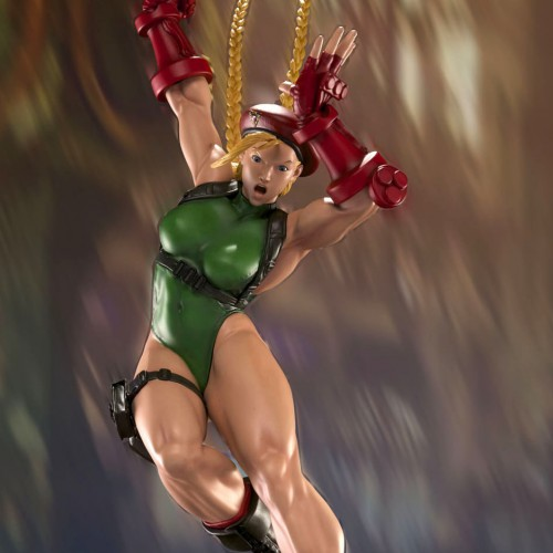 Street Fighter V's Cammy gets a Pop Culture Shock Toys statue