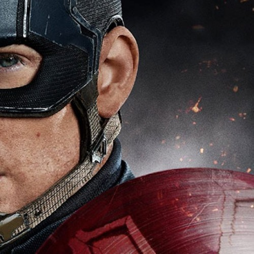 Hear the drums of war with the first trailer trailer for 'Captain America: Civil War'