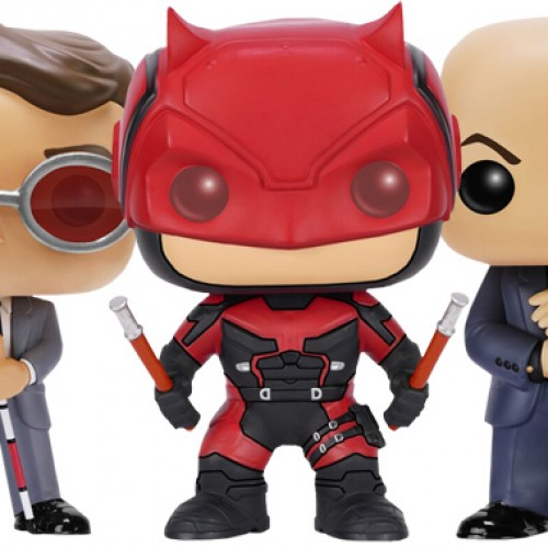 Marvel's Daredevil gets Funko Pop figures