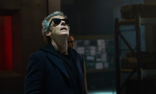 Doctor Who: The Doctor's take on WAR