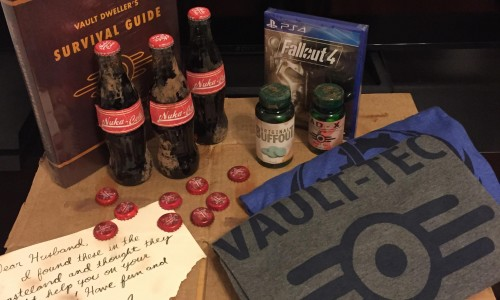 This Fallout fan's wife is a keeper