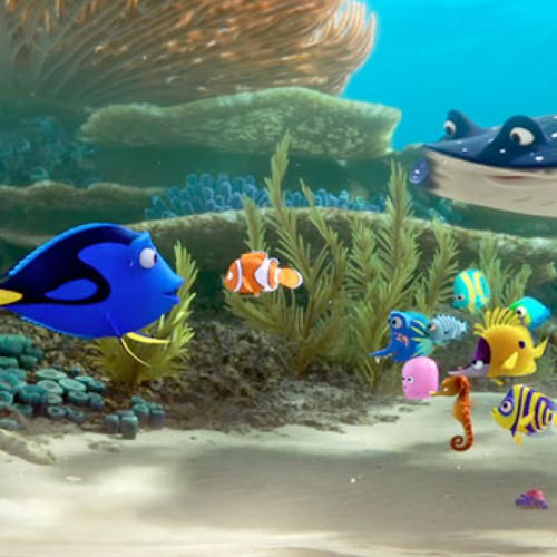 Return to the vast ocean with the first trailer for 'Finding Dory'