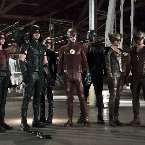 Arrow and The Flash crossover to feature Hawkgirl, Hawkman and Vandal Savage