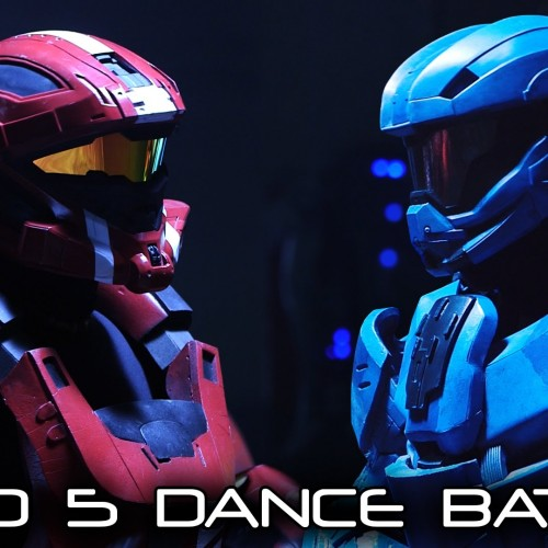 Halo 5 Spartan dance battle