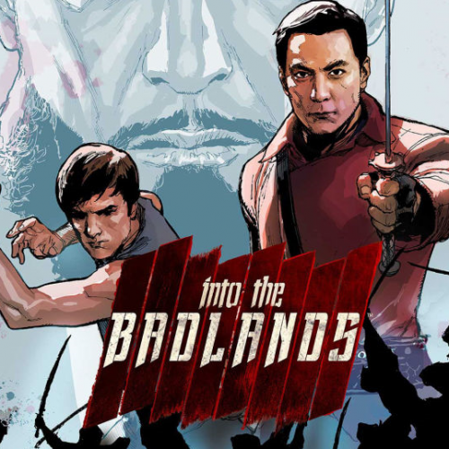 AMC's Into the Badlands has its own comic