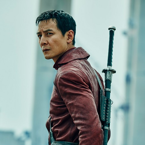 'Into the Badlands' Daniel Wu celebrates Bruce Lee's 75th birthday