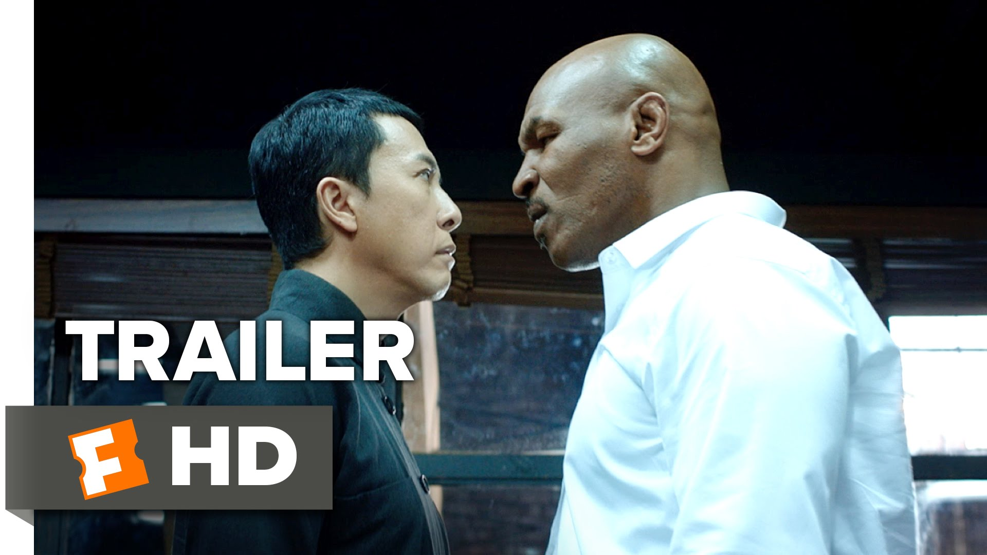 Watch Donnie Yen fight Mike Tyson in new Ip Man 3 trailer ...