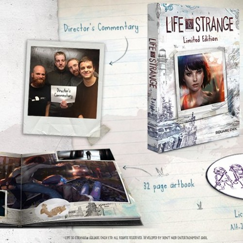 Life Is Strange to get a Limited Collector's Edition