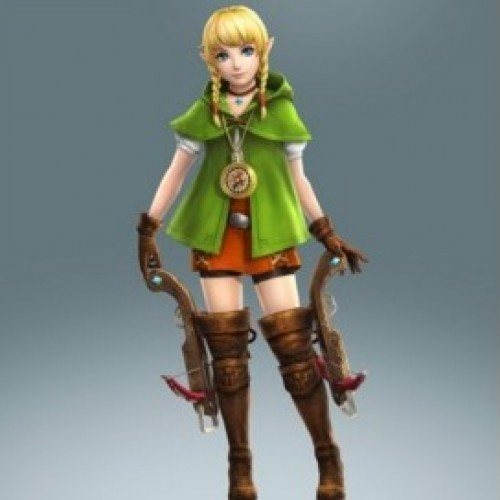 Linkle, Link's female counterpart, coming to Hyrule Warriors Legends