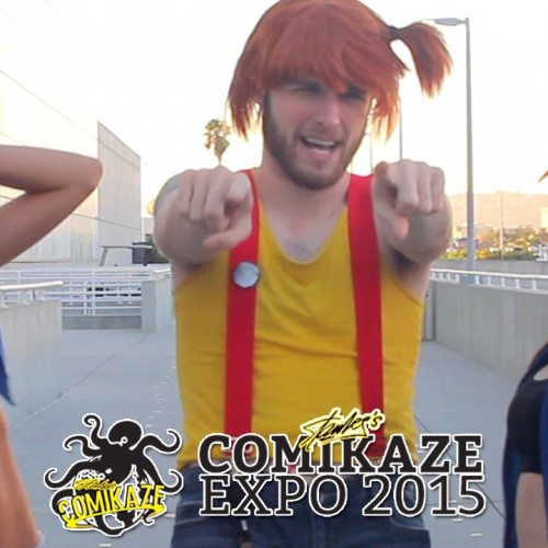Comikaze 2015 Cosplay Music Video (Madcon's 'Don't Worry')