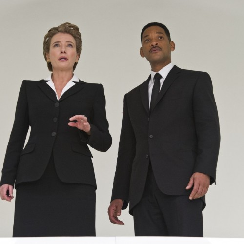 Men in Black to become Woman in Black?