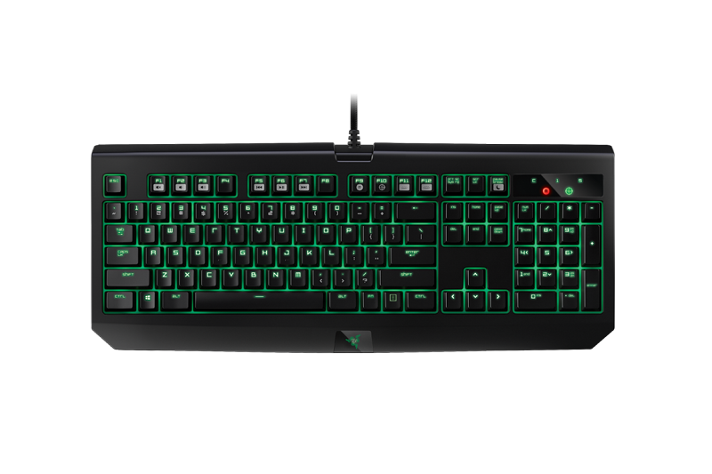 Razer BlackWidow Ultimate 2016 Mechanical Keyboard Review