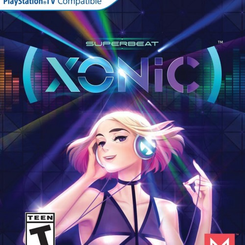 Superbeat: XONiC (PS Vita review)