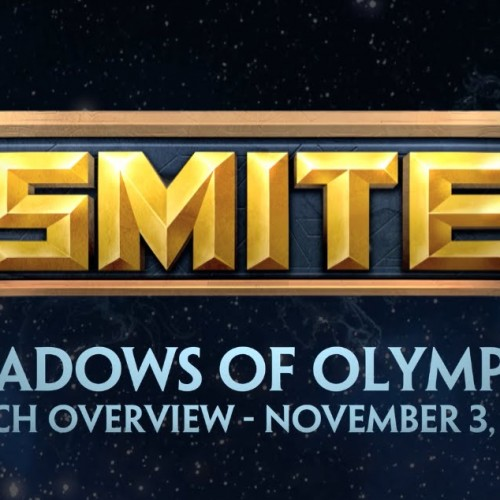 Smite Down: Shadows of Olympus