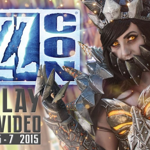 Sneaky Zebra presents the cosplay of BlizzCon 2015