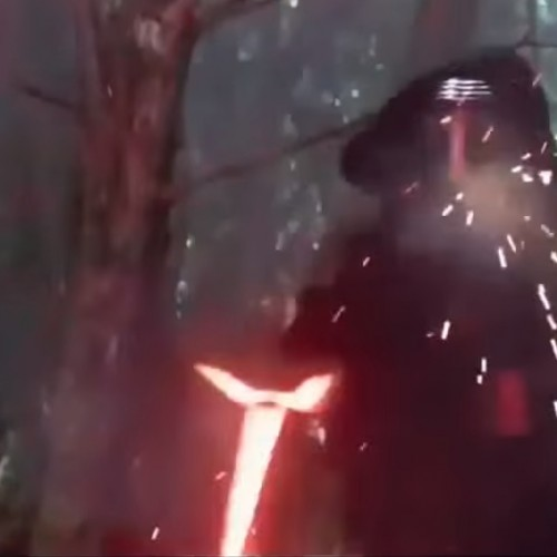 A few new scenes sprinkled into new TV Spot for The Force Awakens