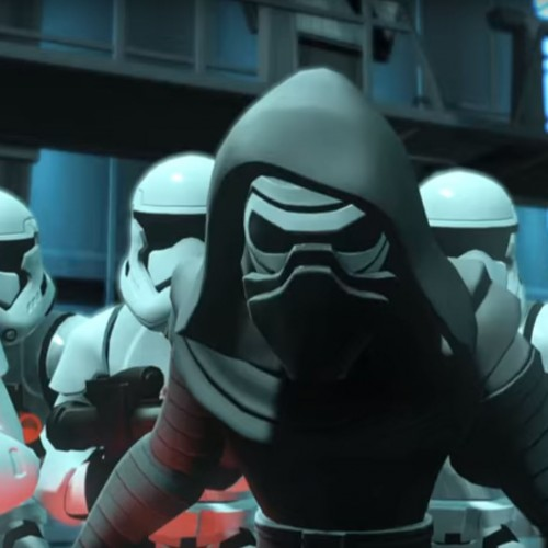 Disney Infinity 3.0's Star Wars: The Force Awakens play set gets a trailer