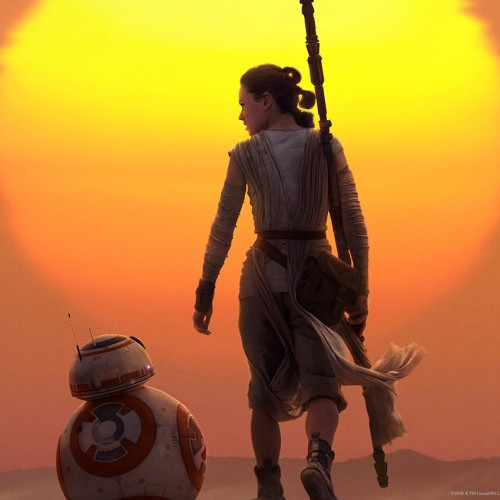 New Star Wars: The Force Awakens promo features BB-8