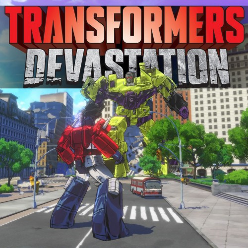 Transformers: Devastation (PS4 Review)
