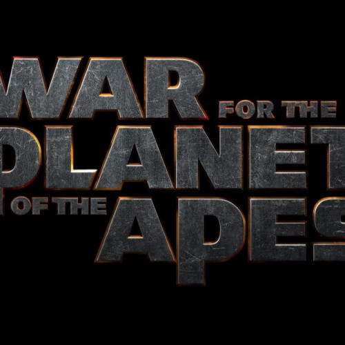 War for the Planet of the Apes gets a logo