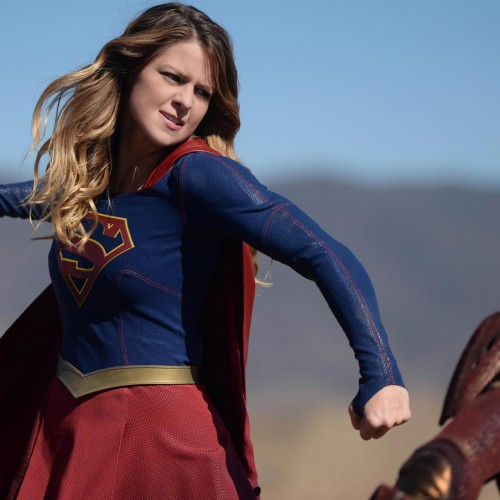 Supergirl NR Podcast – S01E06 'Red Faced' review