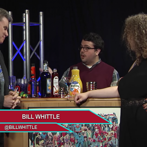 Awkward Conversations 'Comics N Cocktails' episode 8 with Bill Whittle and Bernie Bregman