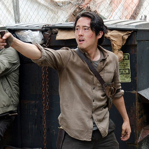 Two sides of Glenn's fate: What if he…? (The Walking Dead)