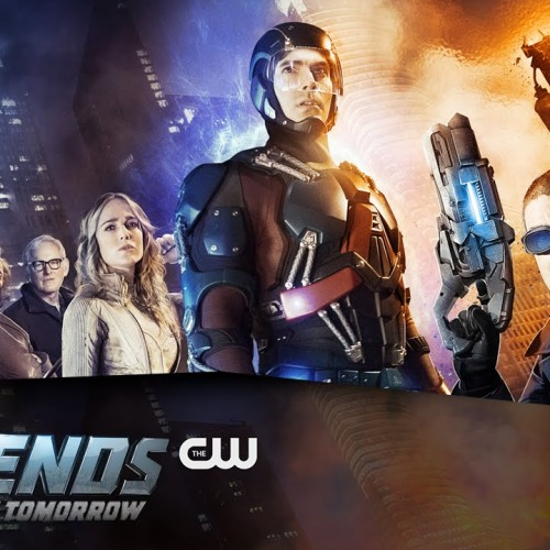 CW's Legends of Tomorrow get their own character posters