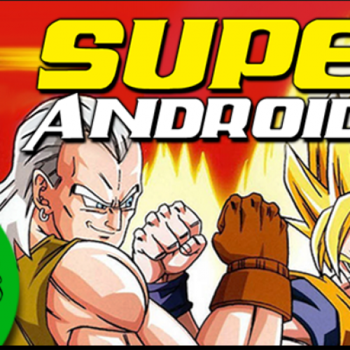 TeamFourStar presents: Super Android 13