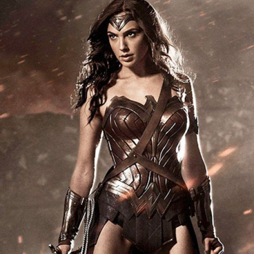 First image of Gal Gadot in 'Wonder Woman' revealed