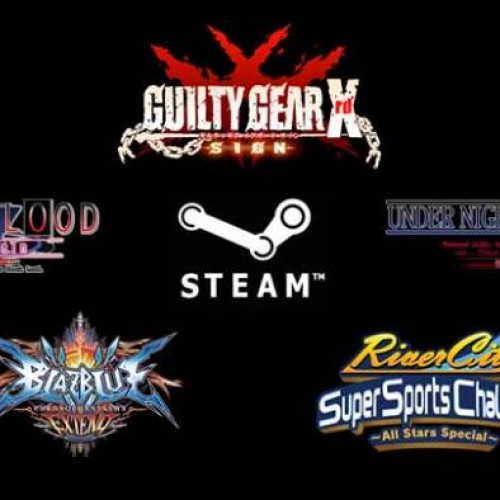 Arc Systems Works adding 5 new titles to Steam by Summer 2016