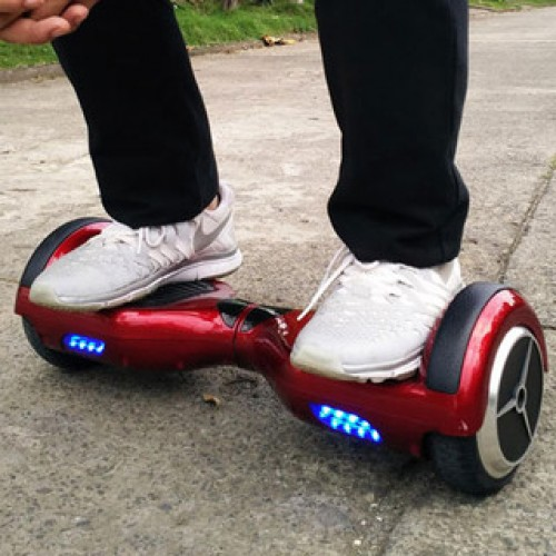 New 'Hoverboard' laws to take effect in 2016 including wearing helmet