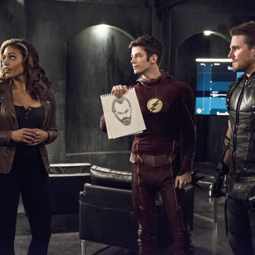 The Flash NR Podcast:  S02E07 'Legends of Today' review