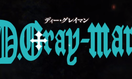 D.Gray-man returns with new TV anime series