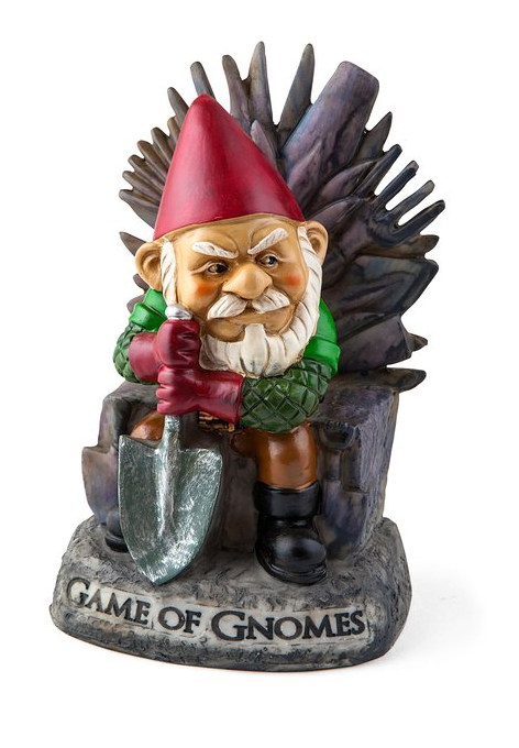 Gnome Garden: Seven Holiday Gift Ideas For The Game Of Thrones Fan