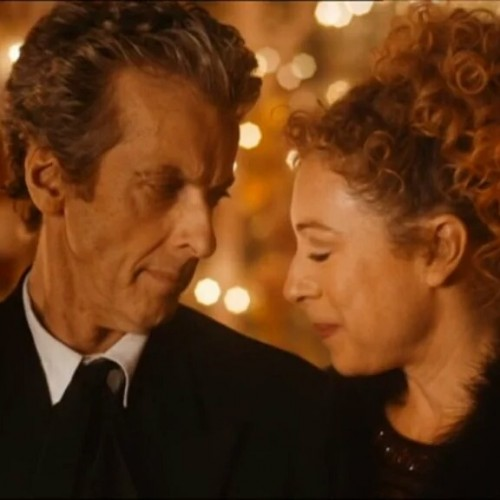 Doctor Who Christmas Special: The Doctor and River Song are just perfect