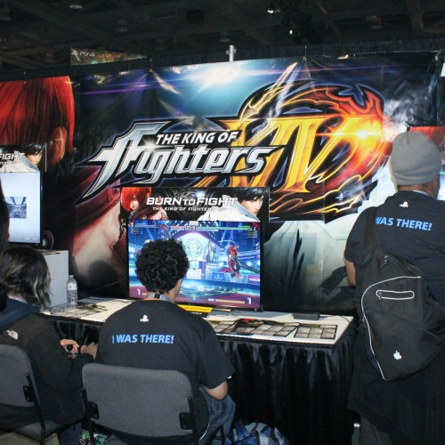 PSX 2015: King of Fighters XIV impressions
