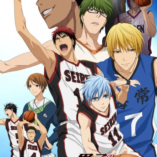 Kuroko no Basuke stage play set for 2016!