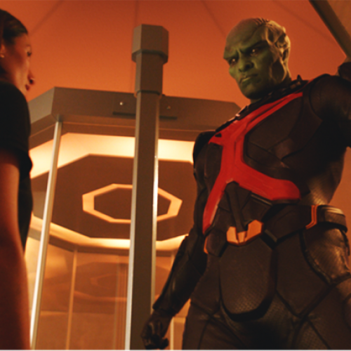 Supergirl NR Podcast – S01E07 'Human for a Day' review