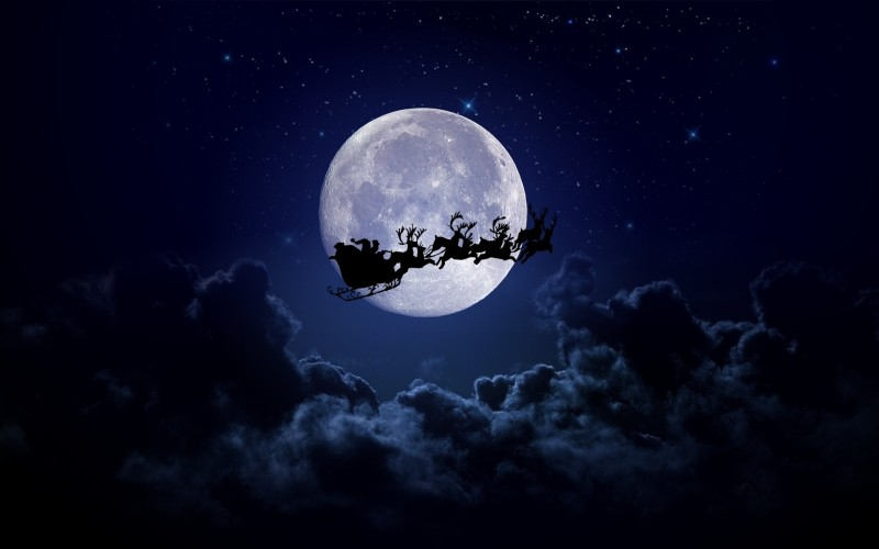 Full moon on Christmas for the first time in decades - Nerd Reactor
